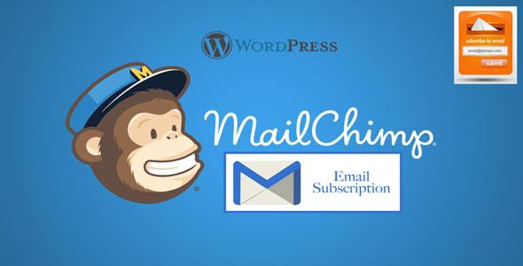 Wordpress Mailchimp Subscription Plugin - 3