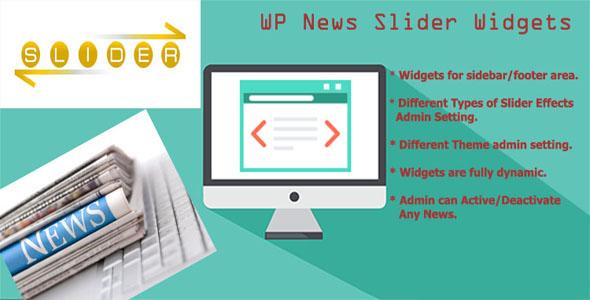 NewsSlider-Banner WP News Slider Widgets Pro